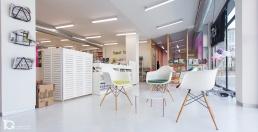 Equipamiento de mobiliario biblioteca de Zizurkil
