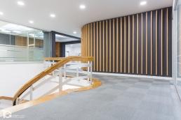 Reforma Hall de empresa en Elgoibar (Gipuzkoa) por Bigara Mobiliario
