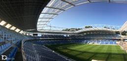 Fotografías estructura espacial de ONDDI en el Reale Arena