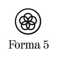 Logo Forma 5, mobiliario y sillería de oficina