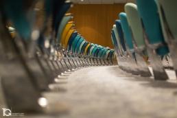 Detalles, Fotografía profesional del mobiliario y sillería Forma 5 instalado en UIMP