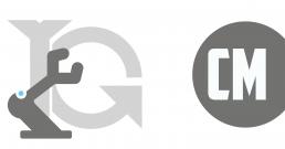 Logo Community manager para empresas de Yon Garin