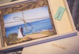 Álbum de boda principal