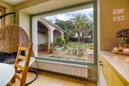 Reportaje de casa singular en Bergondo