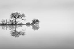 Paisaje Lac de Leon