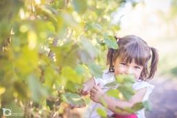 Fotografías infantiles por Yon Garin