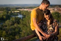 Reportaje Premama de Raquel y Gellert realizado en Caparroso, Navarra