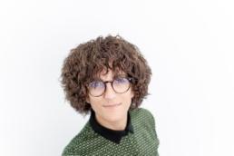 Retrato Silvia G. Caballero
